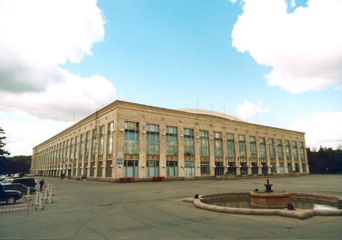 Малая спортивная арена в