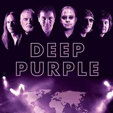 билеты на Deep Purple