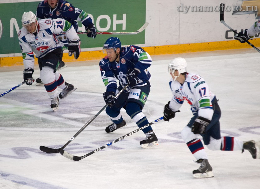 Билеты на Хоккей Динамо-Торпедо 15 января 19:30