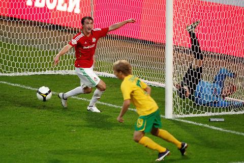 футбольный матч Локомотив – Кубань
