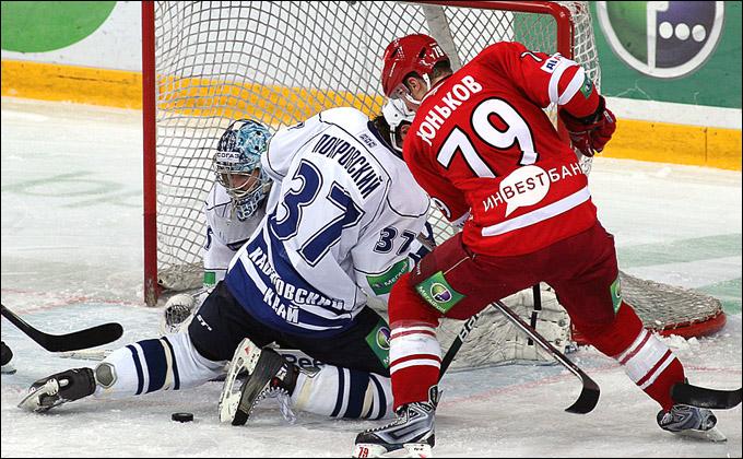 хоккей Спартак – Амур