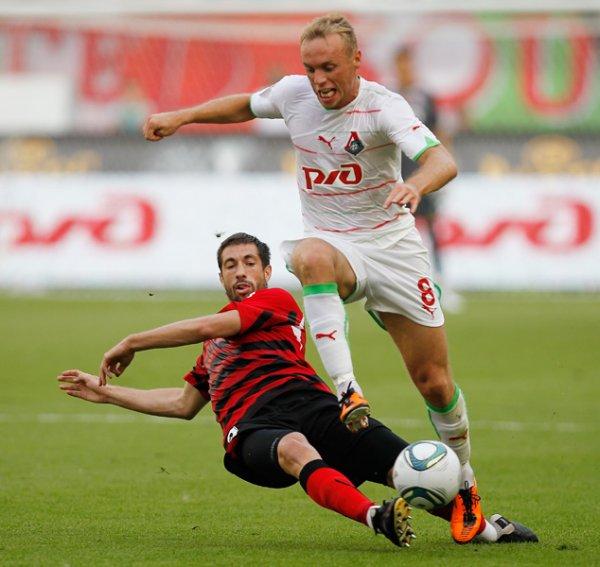 Билеты на футбол Локомотив - Амкар