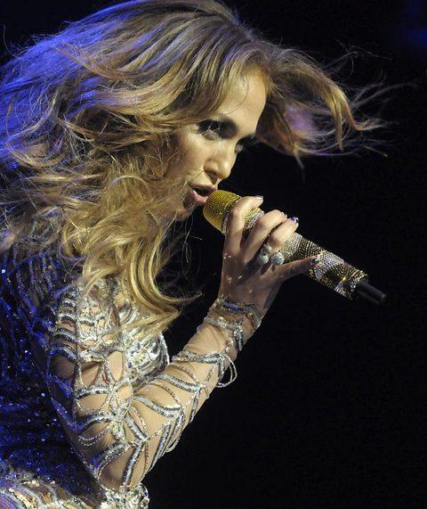 концерт Jennifer Lopez