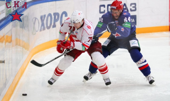 Спартак – СКА  билеты на хоккей 7 января 17:00