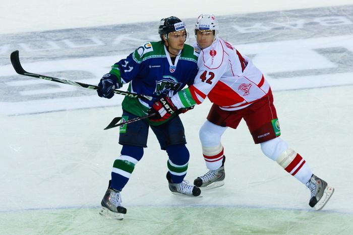 билеты на хоккей Спартак – Югра