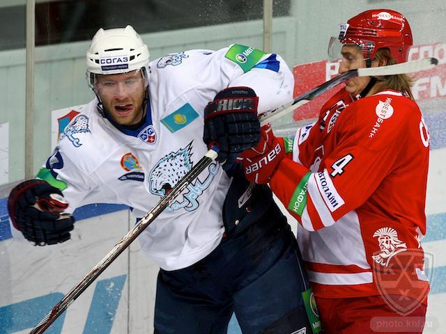 Спартак – Барыс хоккей
