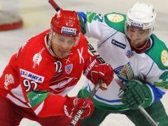 хоккей Спартак – Слован