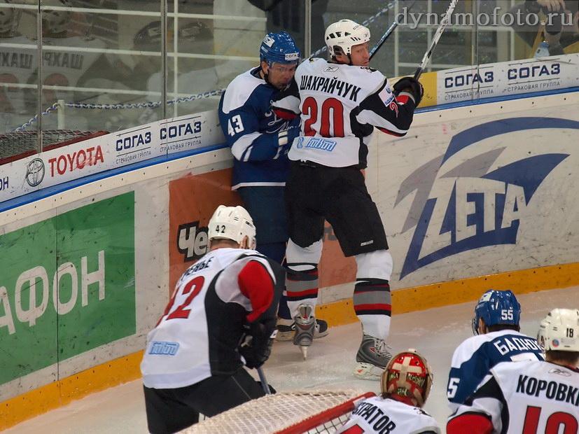хоккей Динамо М – Трактор 25 февраля 19:30