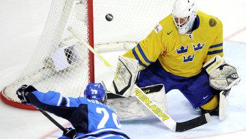 хоккей Финляндия – Швеция