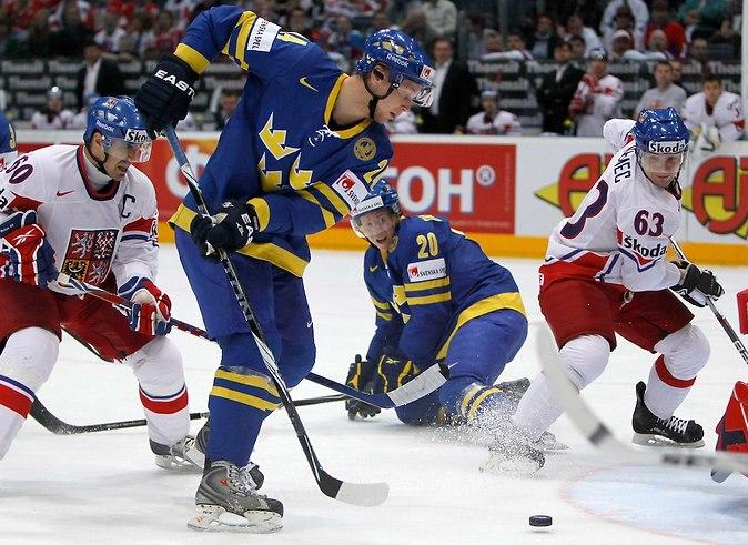 хоккей Швеция – Чехия