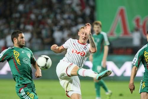 Билеты на футбол Локомотив - Терек