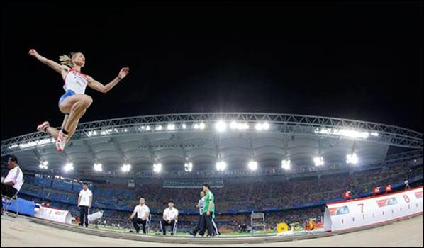 чемпионат мира по лёгкой атлетике