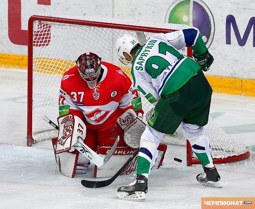 хоккей Спартак-Салават Юлаев билеты