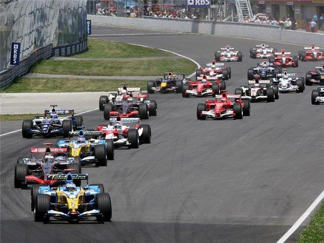 Формула 1 Билеты на гонки в Сочи 2018