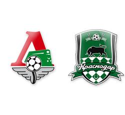 футбол Локомотив - Краснодар билеты 15 августа 19:00