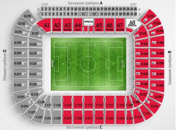 Открытие арена схема стадиона с парковкой