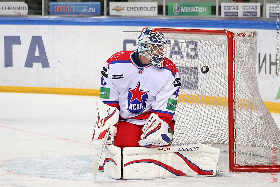 хоккей плей офф ЦСКА